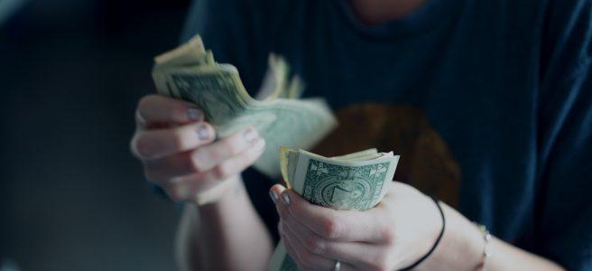 Få in pengar snabbt