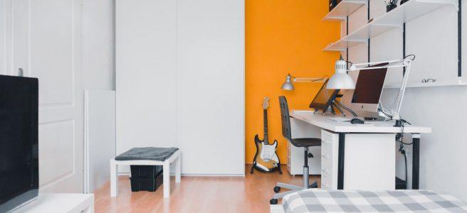 Gör ditt hem mer färgglatt
