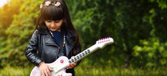 Musiken genom barns ögon och öron